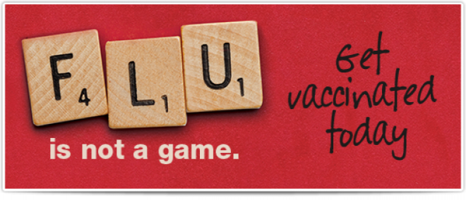 Flu Vaccine Clinic - October 24th!